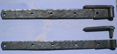 Hinges & Bolts - Strap Hinge 24 inch/pair