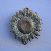 Sunflower Knocker