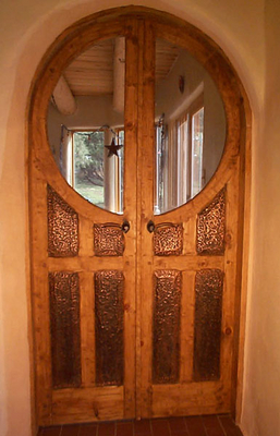 Custom Doors - Aspen Double Door