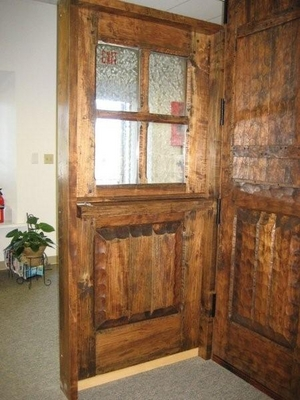 Exterior Doors - Dutch Door