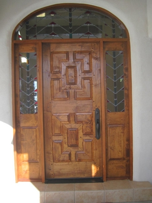 Exterior Doors - Los Alamos with Sidelights