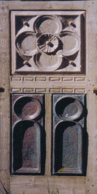 Custom Doors - Westcliff Carvings and Copper